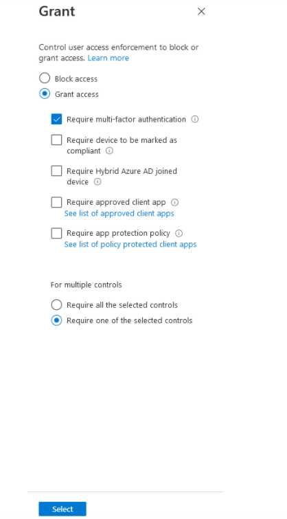 Conditional Access Policies Require MFA For Guests In o365 Tenant_4