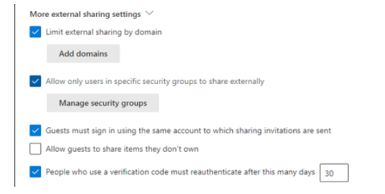 Conditional Access Policies Require MFA For Guests In o365 Tenant_6