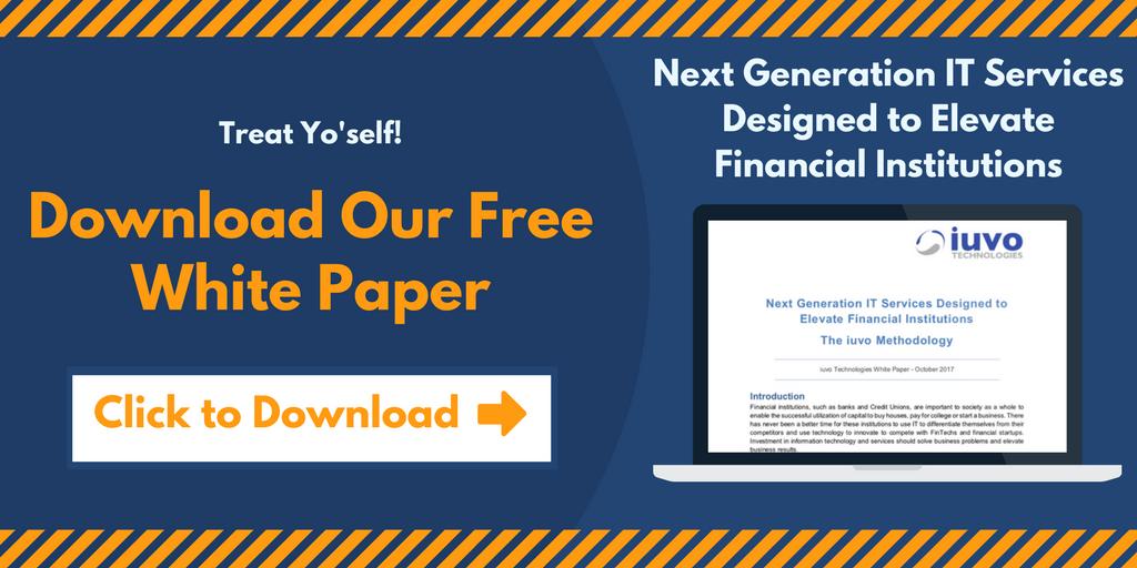NextGen IT Services Financial Institutions White Paper Download